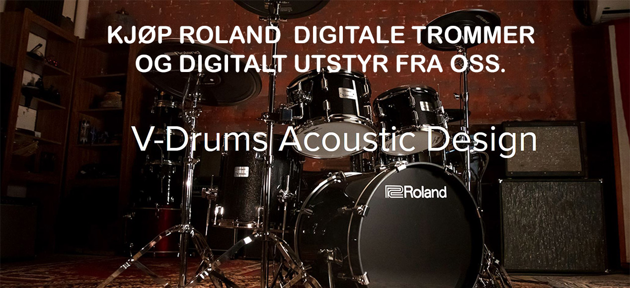 Roland digitale trommesett