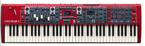 Nord Stage 3 Compact  Stor nyhet.