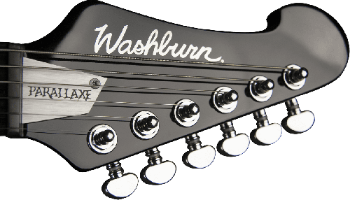 Washburn PXZ-200B Solid body, Black, Gloss