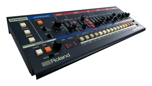 Roland Juno JU-06A Boutique synth .