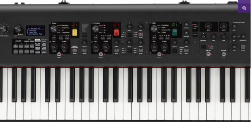 Yamaha CP73 Stage piano  73 tangenter  med OS 1.40