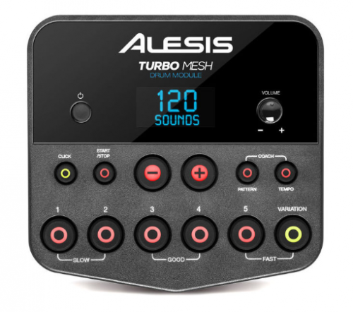 Alesis Turbo Mesh Kit - Digitalt trommesett