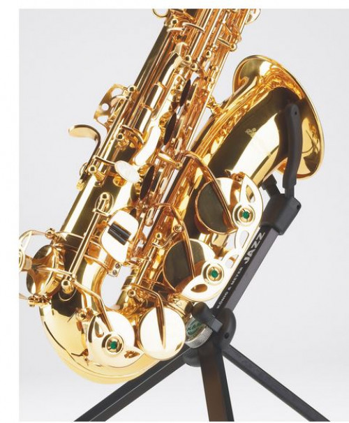 K&M 14330 Stativ for altsaxofon  Jazz sort