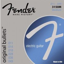 Fender Original bullets 3150M 011-049. Medium