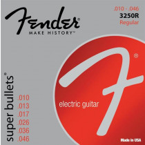 Fender Super bullets 3250R 010-046. Regular