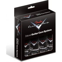 Fender CS DLX Guitar Care Kit