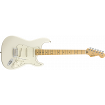 Fender Player Stratocaster Maple Fingerboard Polar White