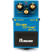 Boss BD-2W Waza Craft Blues Driver Pedal