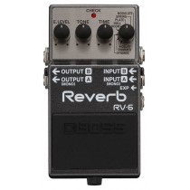 Boss RV-6 Digital Klang pedal