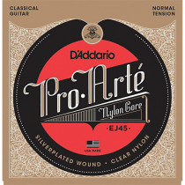 DAddario Pro Arte EJ-45 Normal tension