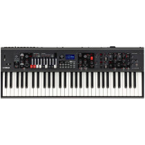 Yamaha YC61 Organ+pianoes+FM sound 61 tagenters keyboard  med waterfall tangenter