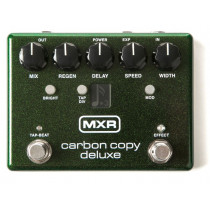 Dunlop MXR M292 Carbon Copy De luxe Delay