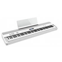 Roland FP-90X WH digitalpiano hvit 88 tang Bluetooth Super NATURAL-lyd