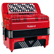 Roland FR-1XB RED  trekkspill V-Accordion  knappesystem rødt