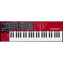 Nord Lead A1 Synthesizer keyboard