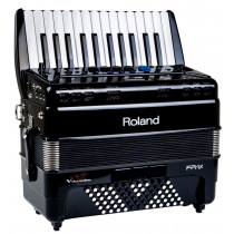 Roland FR-1X BK sort  trekkspill  V-Accordion pianosystem sort