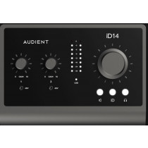 AUDIENT iD14 MK II - 10in/4out Audio Interface