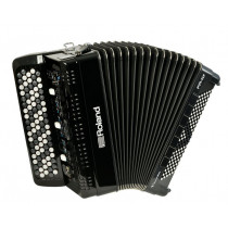 Roland FR-4XB BK Trekkspill V-accordion knappesystem sort
