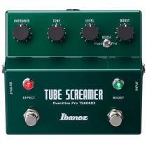Ibanez TS808DX Tube Screamer Pro