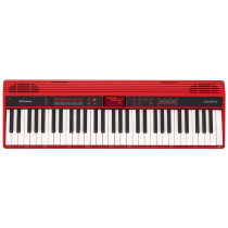 Roland GO:KEYS  Music Creation Keyboard ( GO-61K) Rød farge