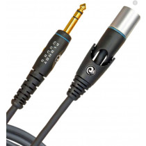 Planet Waves PW-ins-10 Stereo jack -XLR han  7.6  meter