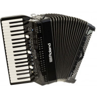 Roland FR-4X BK Trekkspill V-accordion pianosystem sort